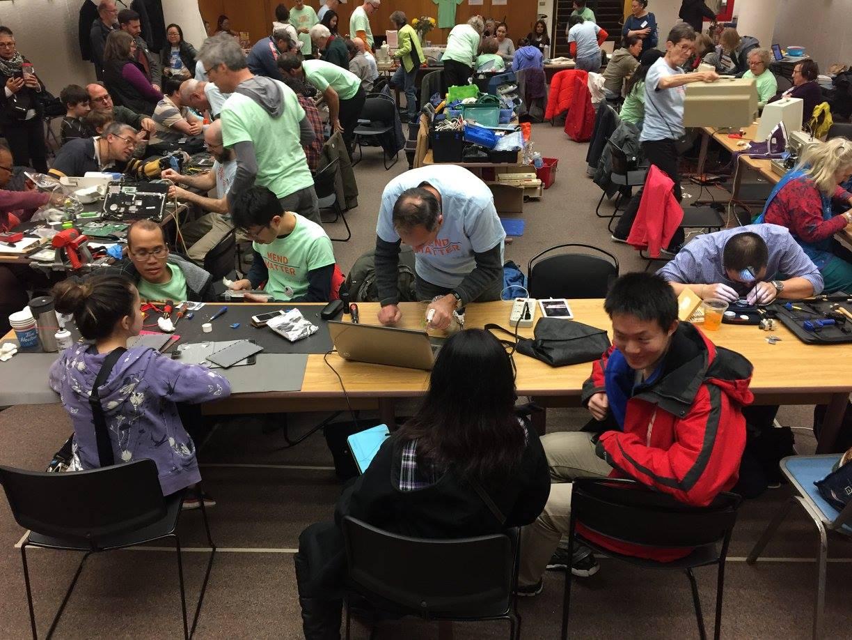 Volunteer Fixer – Repair Café